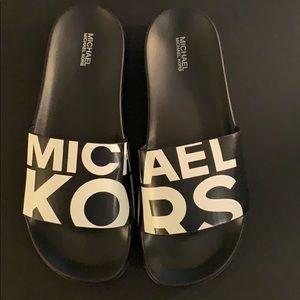 MICHAEL Michael Kors Slides